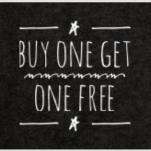 BUY ONE GET ONE FREE! Entire closet 🤩